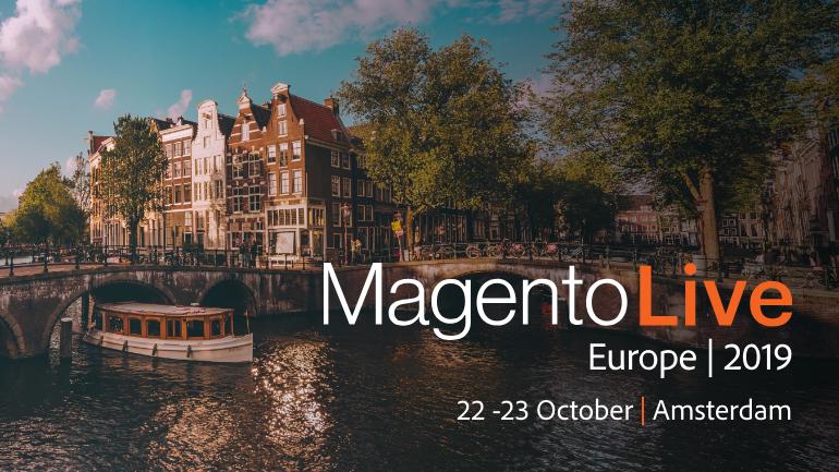 Magento - MagentoLive Europe 2019