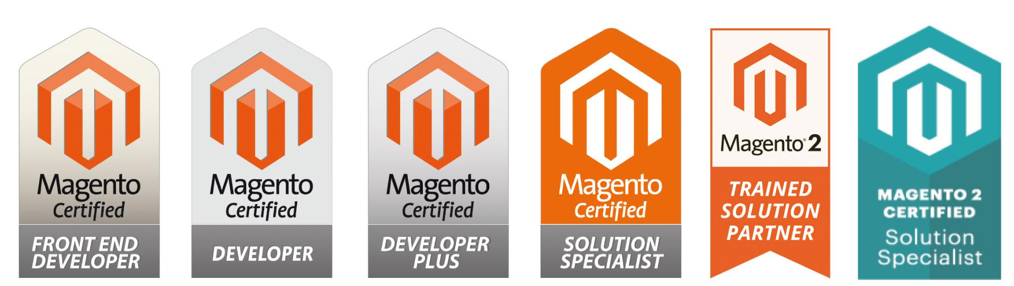 Certificazioni Magento Webformat