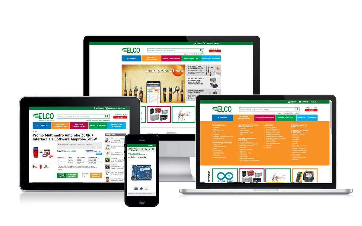 Webformat Elcoteam La Piattaforma Integrata Per Gestire B2b B2c