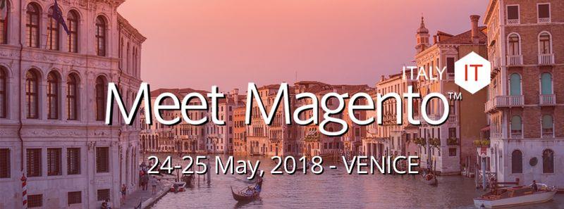 Meet Magento Italy 2018